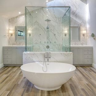 Neolith Spa-Like Bathroom