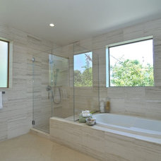 Traditional Bathroom by One Sky Homes
