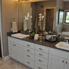 Craftsman Bathroom by Authenticity, LLC