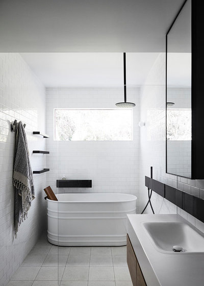 Contemporary Bathroom Netherlee