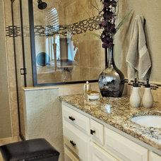 Contemporary Bathroom by + Modern Design