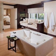 Contemporary Bathroom by Gramly Construction