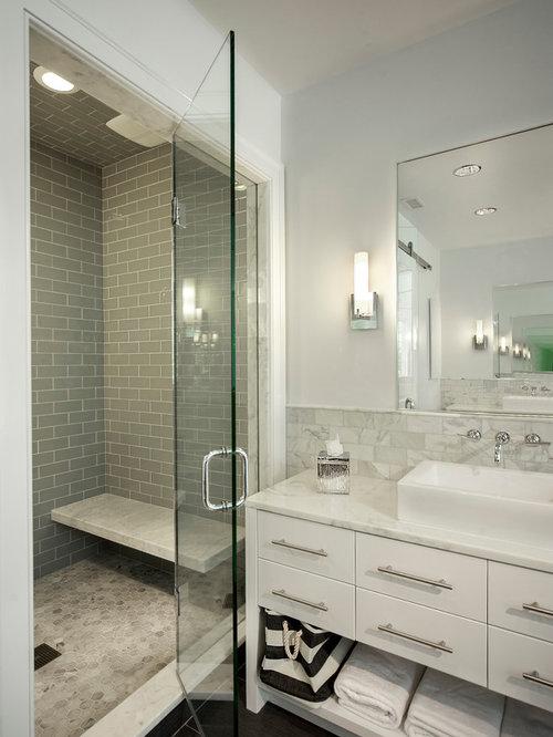 marble tile shower home design ideas pictures remodel