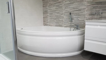 New Bathroom Fitted in Wakefield, Leeds.