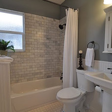 Traditional Bathroom by Big Sky Realty