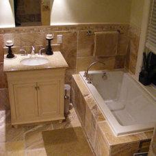 Modern Bathroom by rcstyleinc