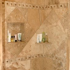Traditional Bathroom by Sun Belt Remodeling