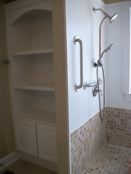 Contemporary Bathroom by Southern Home Improvement, LLC