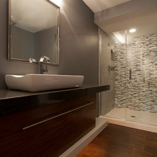 Modern Bathroom by Jim Kuiken Design