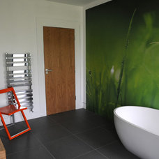 Contemporary Bathroom by Painting,Decorating & Design Services
