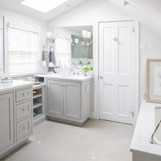 Traditional Bathroom by Shelter Interiors llc