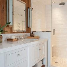 Contemporary Bathroom by Orrick & Company