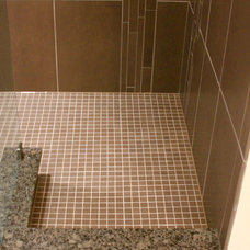 Transitional Bathroom by Eheart Interior Solutions
