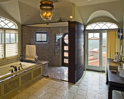 one way mirror ideas, pictures, remodel and decor, Bathroom decor