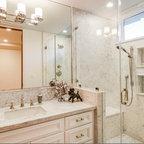 Master Bathroom - Contemporary - Bathroom - Minneapolis - by Design By Lisa