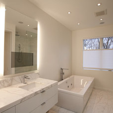 Contemporary Bathroom by South Park Design Build