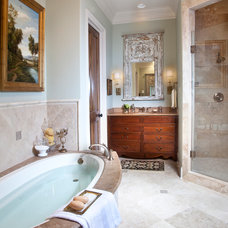 Traditional Bathroom by Liv By Design Interiors