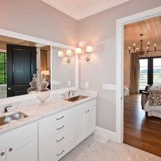 Contemporary Bathroom by Stacy Jacobi