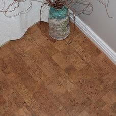 Traditional Bathroom by ESL Hardwood Floors