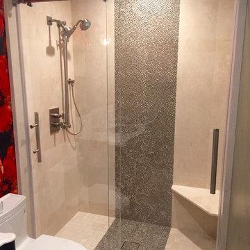 NEW Dual Slider Shower