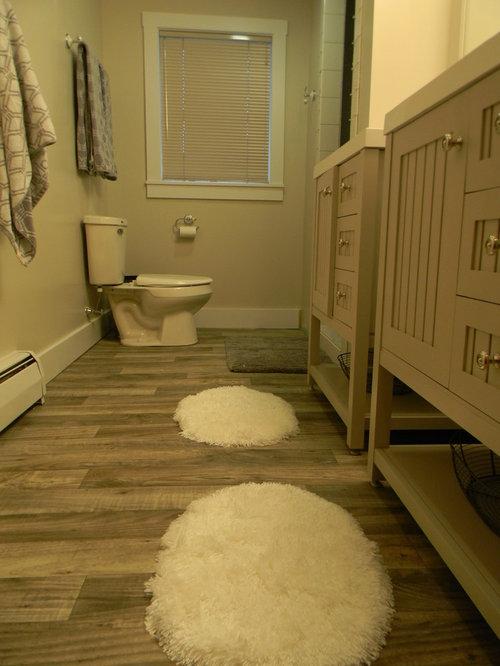 Beading For Bathroom Floor : Bathroom design ideas renovations photos with beaded