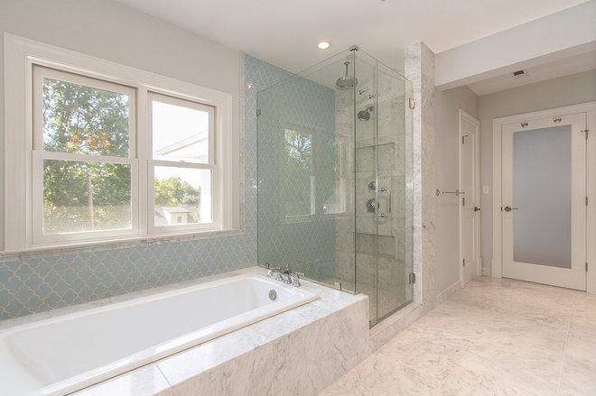 Traditional Bathroom New Home