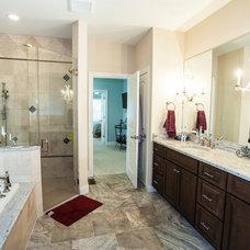 Traditional Bathroom by Hibbs Homes, LLC