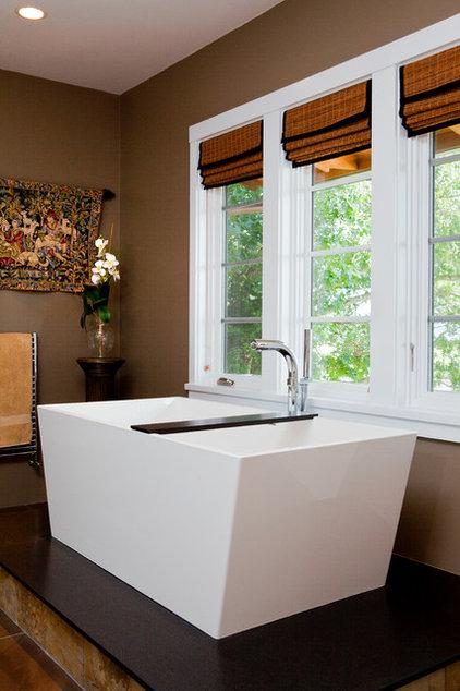 Contemporary Bathroom by Scorpio Craftsmen Inc