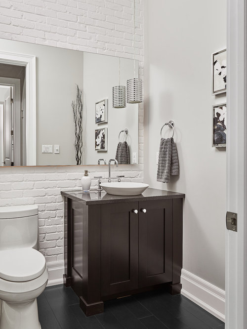 Lowes Bathroom with Brown Cabinets Ideas, Designs ...