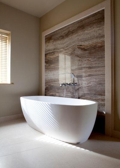 Contemporary Bathroom by Carolyn Parker Interior Design Ltd.