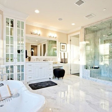 New ideas for your master bathroom