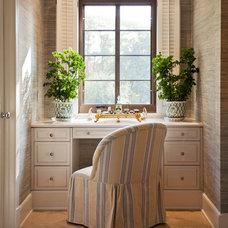 Traditional Bathroom by Landy Plante Interiors