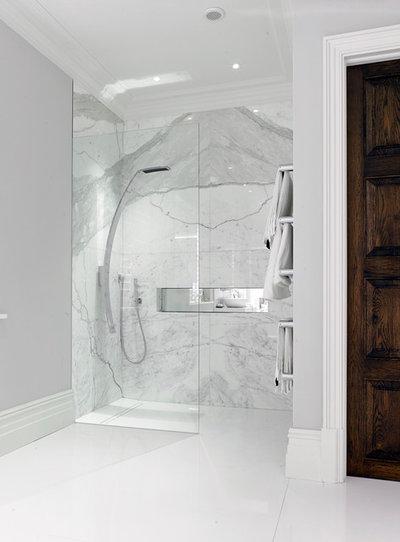 Come trasformare la doccia in un moderno hammam e non pentirsene - Scarichi bagno pendenze ...