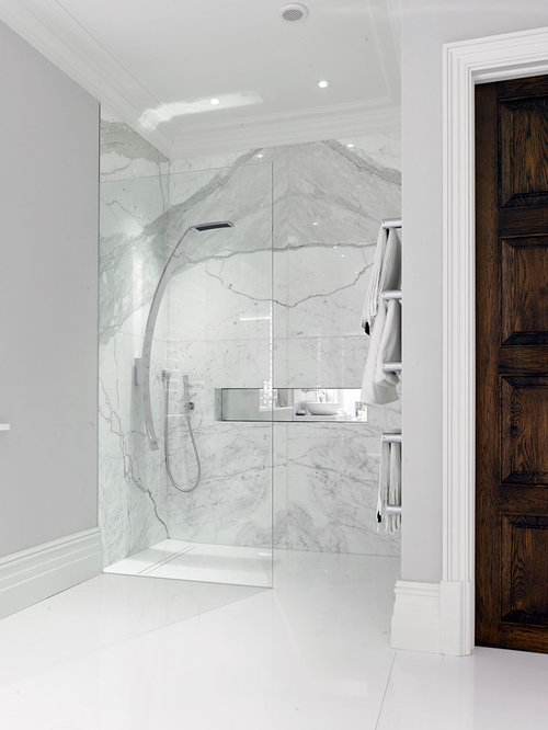 SaveEmail & Porcelain Tile Looks Like Marble | Houzz Pezcame.Com