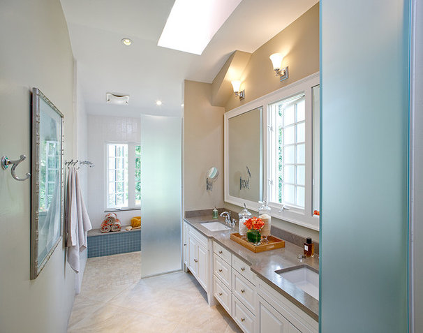Traditional Bathroom by Wentworth, Inc.