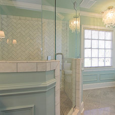 Traditional Bathroom by Arbor Construction Group LLC