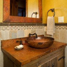 Traditional Bathroom by Kogan Builders