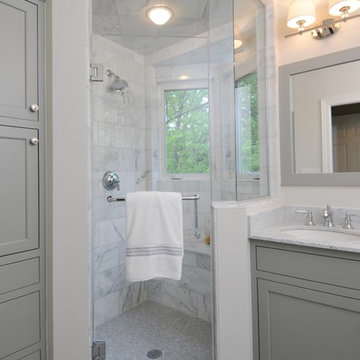 """New """"Old"""" House Master Bath"""