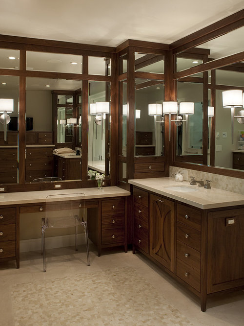 bathroom designs pictures master bathroom dressing vanity houzz 10377