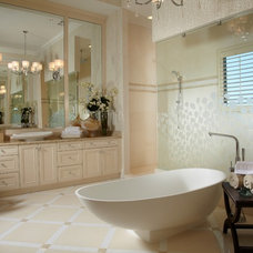 Contemporary Bathroom by The Decorators Unlimited