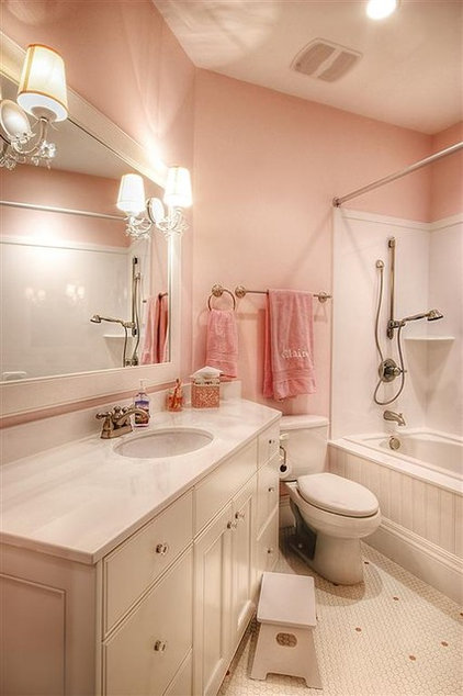 Traditional Bathroom by Renovation Design Group