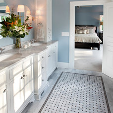 Traditional Bathroom by Replacement Housing Services Consortium