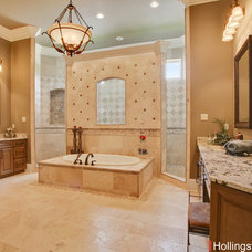Traditional Bathroom by Hollingsworth Design