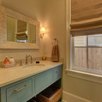 1950 S Dallas Residence Remodel Bathrooms Traditional