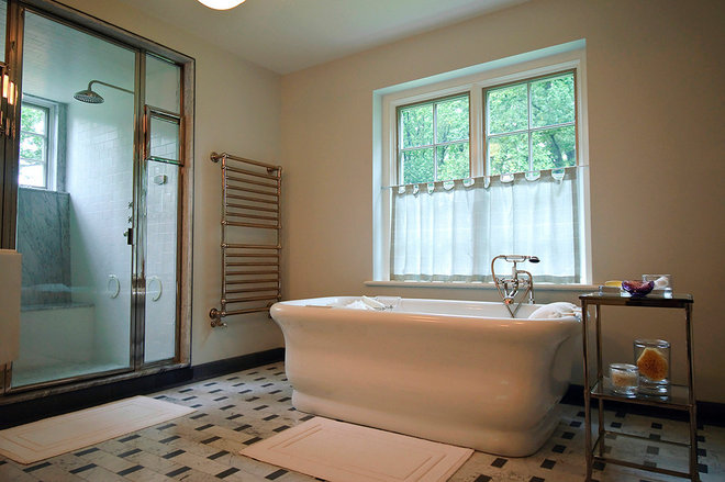 Traditional Bathroom by Spencer-Abbott, Inc.