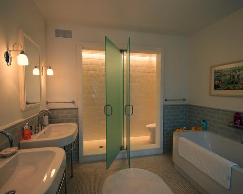 Separate toilet room design ideas remodel pictures houzz for Toilet room ideas
