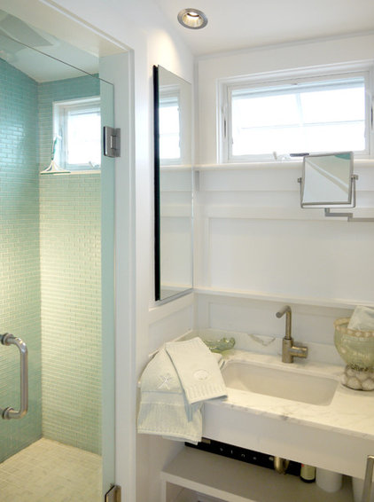 Traditional Bathroom by stephen magliocco associates, architecture