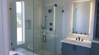 New Showers & Back Lit Floating Mirrors