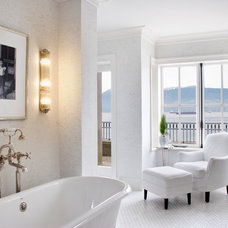 Traditional Bathroom by Kindred Construction Ltd.