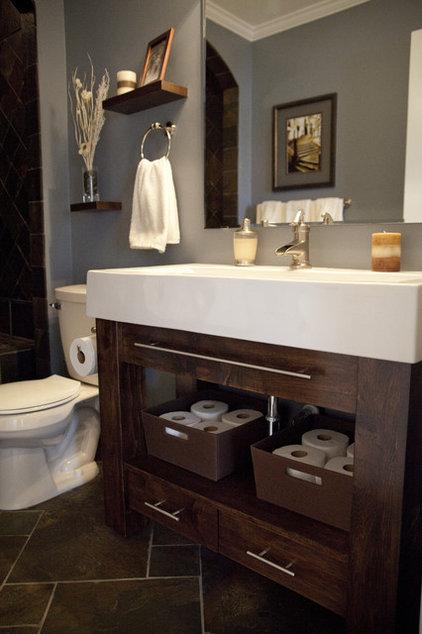Simply Beautiful Bathrooms: Bathroom Ideas